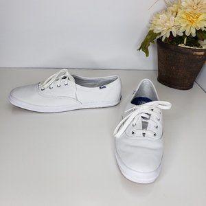 Keds White Classic DreamFoam Shoes Size 8.5 S